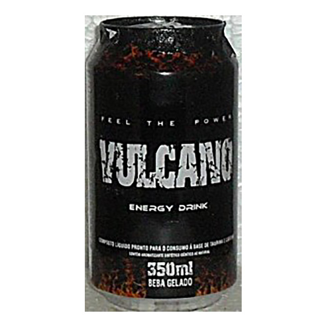 VULCANO ENERGY DRINK 350ML LATA