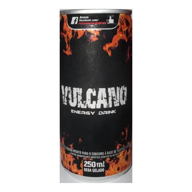 VULCANO ENERGY DRINK 250ML LATA