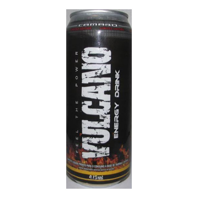 VULCANO ENERGY DRINK 473ML LATA