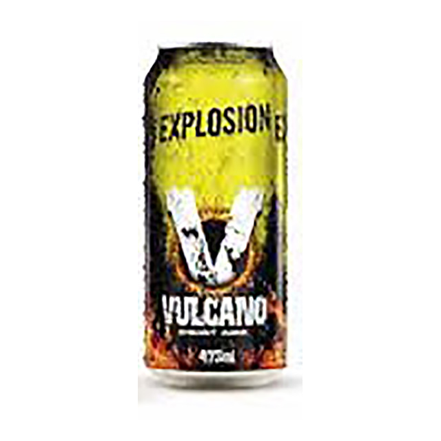 VULCANO ENERGY DRINK 473ML FRUTAS TROPIC