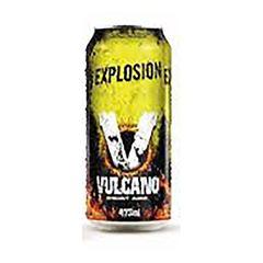 VULCANO ENERGY DRINK 473ML FRUTAS TROPIC