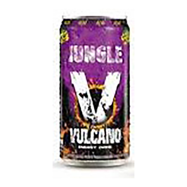 VULCANO ENERGY DRINK 250ML ACAI