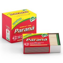 FOSFORO PARANA ECO LONGO C/300UN