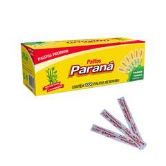 PALITO DE DENTE PARANA SACHE C/1000UN