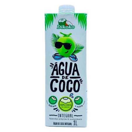 AGUA DE COCO DIKOKO 1L INTEGRAL