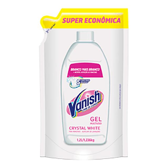 VANISH LIQ REFIL GEL 1.2L WHITE