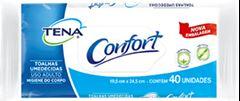 TOALHA  UMED BIOFRAL CONFORT C/40UN