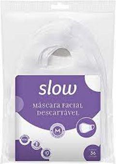MASCARA PROT FACIAL SLOW KN-95 ANTIPARTICUL