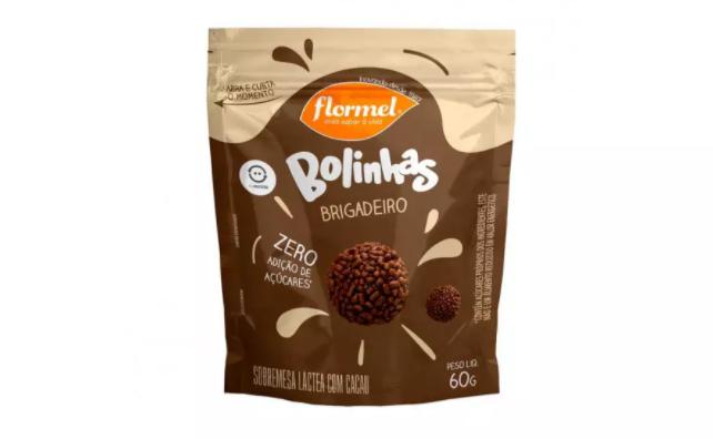 BOLINHA FLORMEL 60G BRIGADEIRO