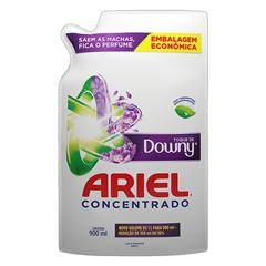 DETERGENTE LIQ ARIEL 900ML CONC T. DOWNY SACHE