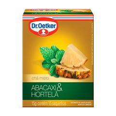 CHA DR.OETKER 10G ABACAXI & HORTELA
