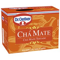 CHA DR.OETKER 22.5G MATE C/15 SACHES