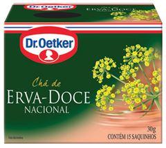 CHA DR.OETKER 30G ERVA-DOCE C/15 SACHES