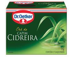 CHA DR.OETKER 15G CIDREIRA C/15 SACHES