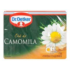 CHA DR.OETKER 15G CAMOMILA C/15 SACHES
