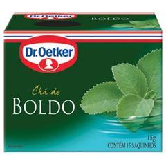 CHA DR.OETKER 15G BOLDO C/15 SACHES