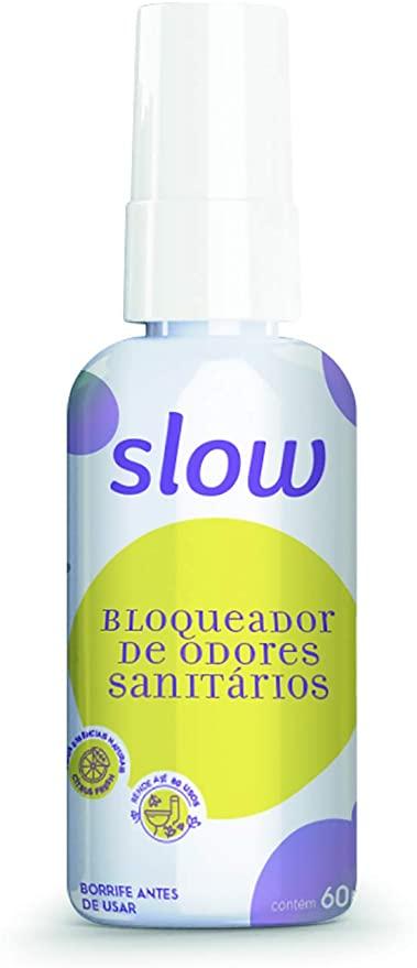 BLOQUEADOR DE ODORES SLOW 60ML