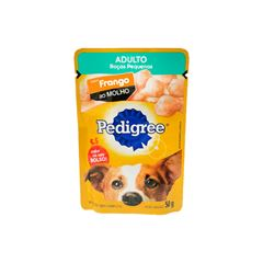PEDIGREE POUCH  RP CARNE ADULTO 50G
