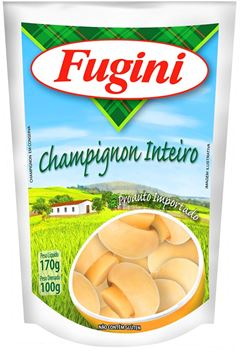 CHAMPIGNON FUGINI 170G INTEIRO SACHE