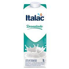 LEITE UHT ITALAC 1L DESNATADO