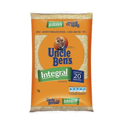 ARROZ UNCLE BENS 1KG INTEGRAL
