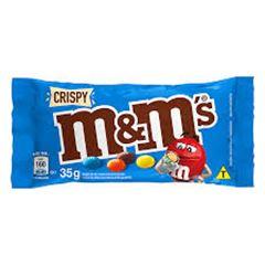 M&M CRISPY 18X35G