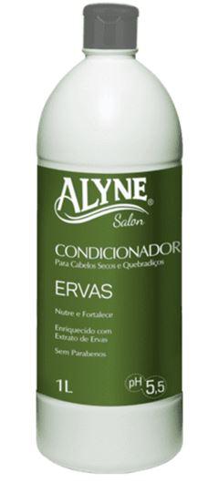 CONDICIONADOR ALYNE 1L ERVAS