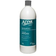 SHAMPOO ALYNE 1L OLEO DE ARGAN