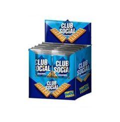 BISCOITO CLUB SOCIAL12X24G ORIGINAL