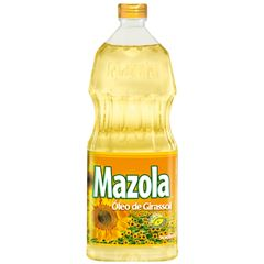OLEO MAZOLA 900ML GIRASSOL
