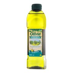 OLEO COMPOSTO OLIVIA 500ML TRADICIONAL