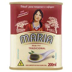 OLEO COMPOSTO MARIA 200ML LATA TRADICIONAL