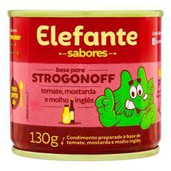 EXTRATO TOMATE ELEFANTE 130G LATA STROGONOFF