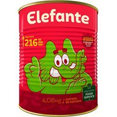 EXTRATO TOMATE ELEFANTE 4.08KG LATA