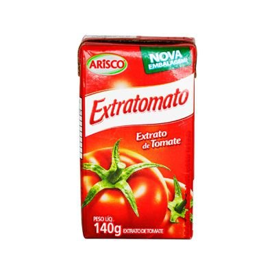 EXTRATOMATO ARISCO 140G TETRA PACK