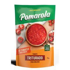 TOMATE TRITURADO POMAROLA 2KG SACHE