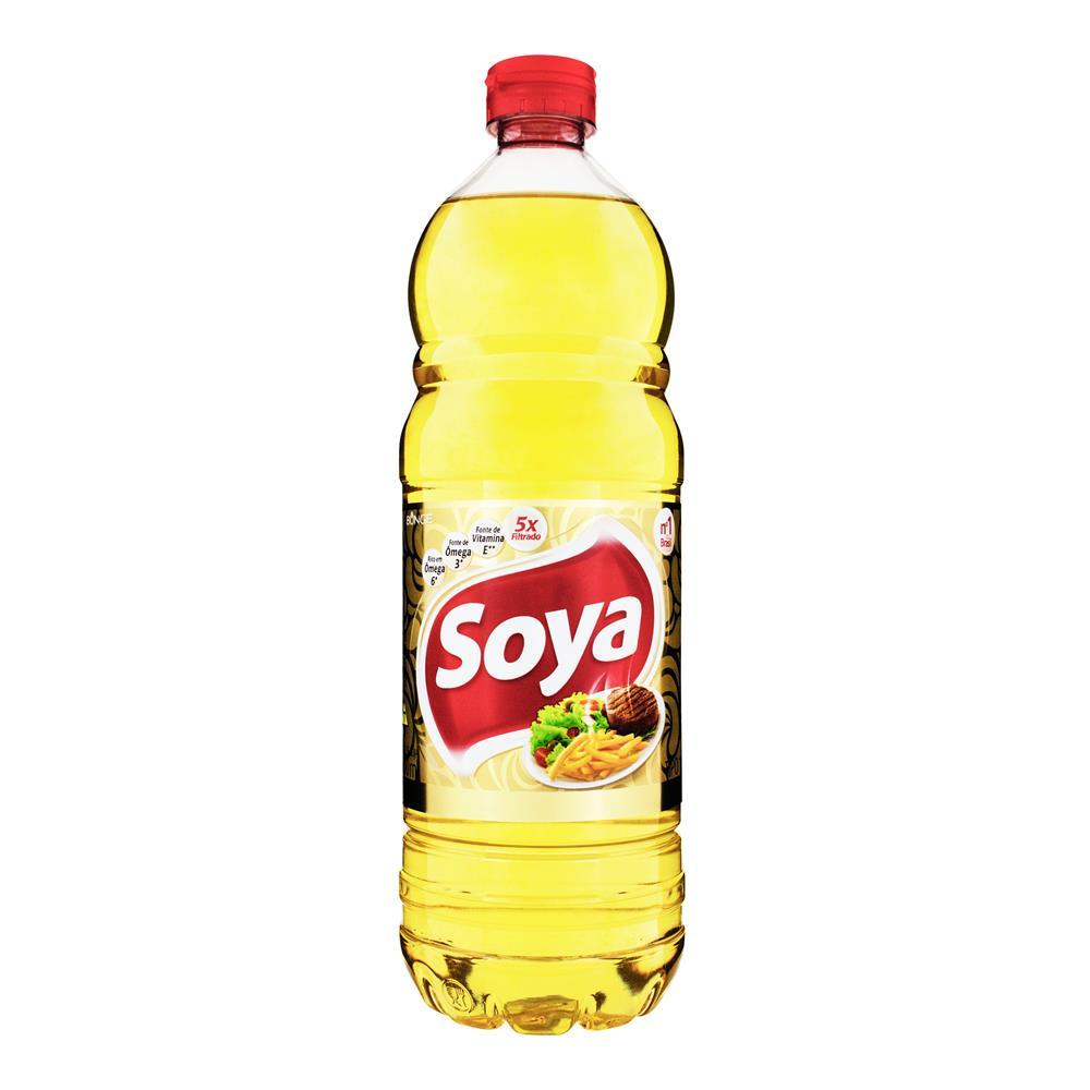 OLEO SOYA 900ML