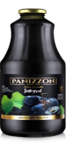 SUCO DE UVA PANIZZON 1.5L TINTO INTEGRAL