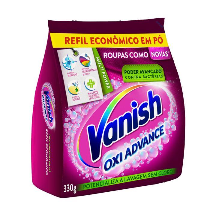 VANISH PO REFIL 330G OXI ADVANCE