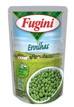 ERVILHA FUGINI 170G SACHE