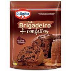 MISTURA P/BOLO DR.OETKER 300G BRIGADEIRO + CONFEITOS