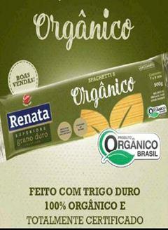MAC GRANO DURO RENATA 500G ORGANICO