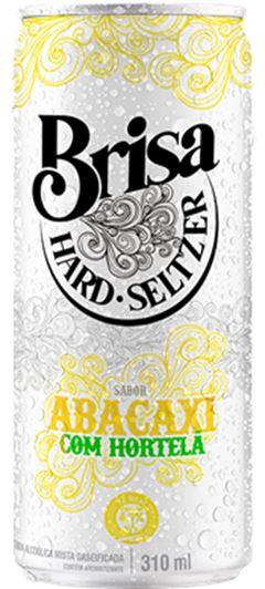 BRISA HARD 310ML ABACAXI C/ HORTELA