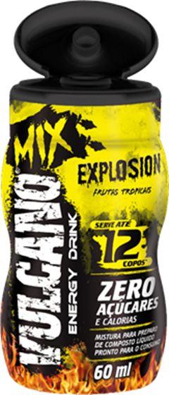 VULCANO ENERGY DRINK MIX 60ML EXPLOSION