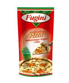 MOLHO TOMATE FUGINI 300G PIZZA SACHE
