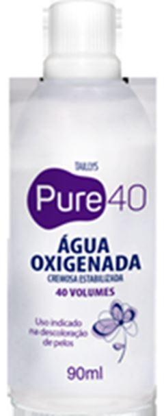 AGUA OXIG PURE 40V 90ML