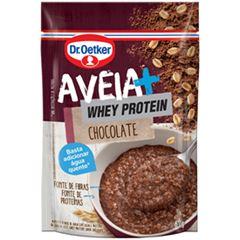 AVEIA+ CHOCOLATE COM WHEY PROTEIN