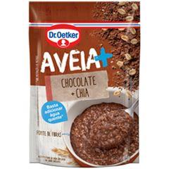 AVEIA+ CHOCOLATE E CHIA