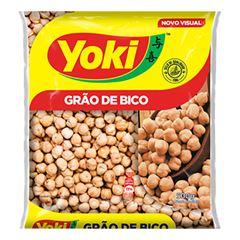 GRAO DE BICO YOKI 500G