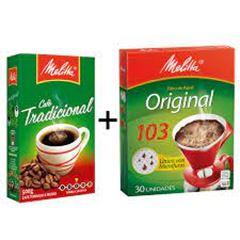 KIT CAFE MELLITA 103